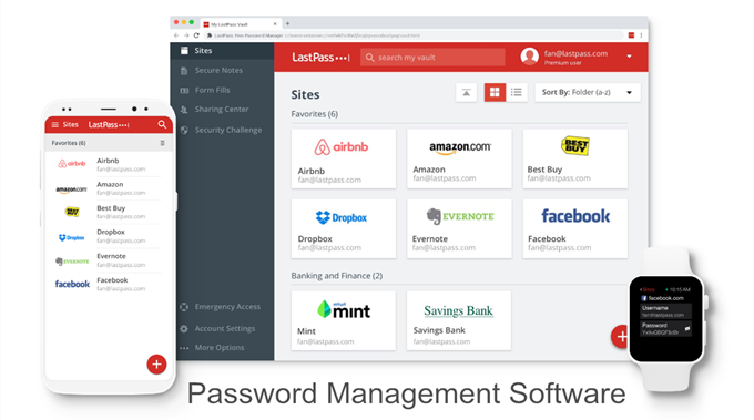 password management software